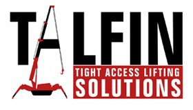 For all your tight access lifting requirements